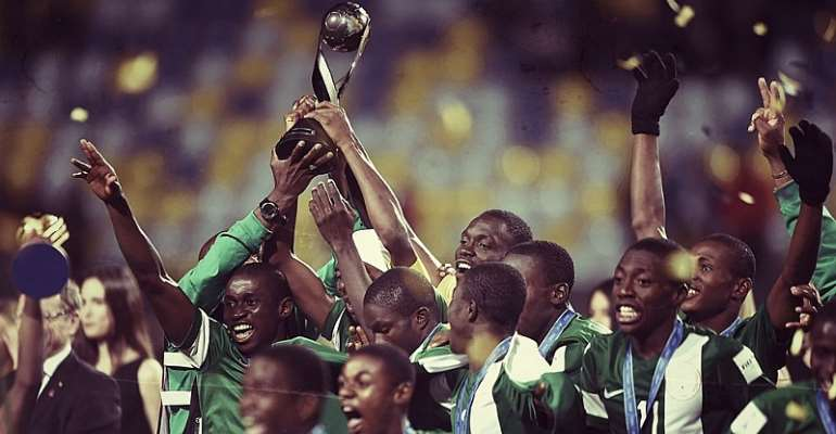 What The Golden Eaglets Win At The Under 17 World Cup Tells Us About Nigeria