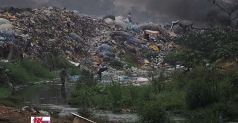 Photo Of The Week: A Heap Of Praise Awaits Gov't That Addresses This Heap