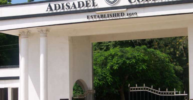 Adisadel College closes down