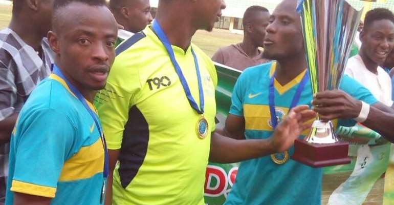 Asante Kotoko send goodwill message to CAF Champions League campaigners Wa All Stars