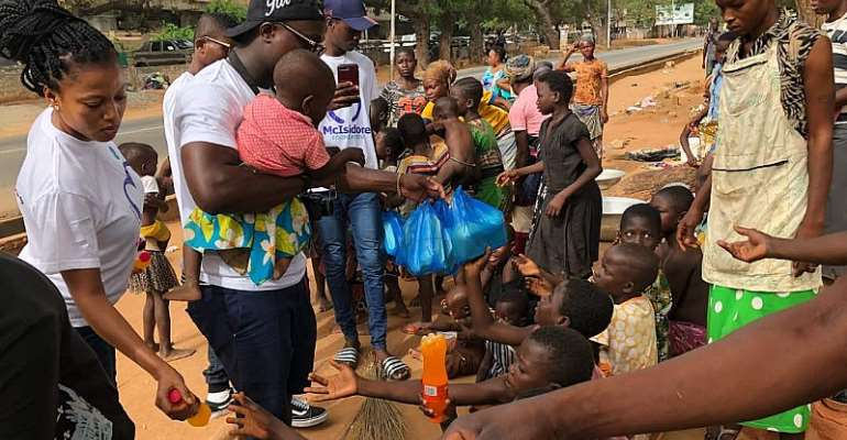 Street Children And Stressed Parents Need Our LOVE This Vals