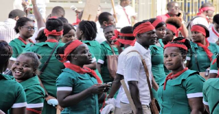 Nurses And Midwives Furious With GRNMA Over 'Unconsented Deductions'