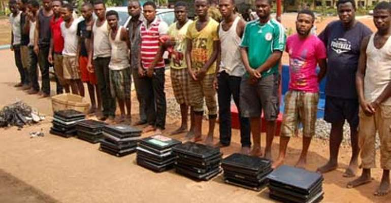'Yahoo Boys' In Police Grip: Are Our Neighbours 'Noisy'?