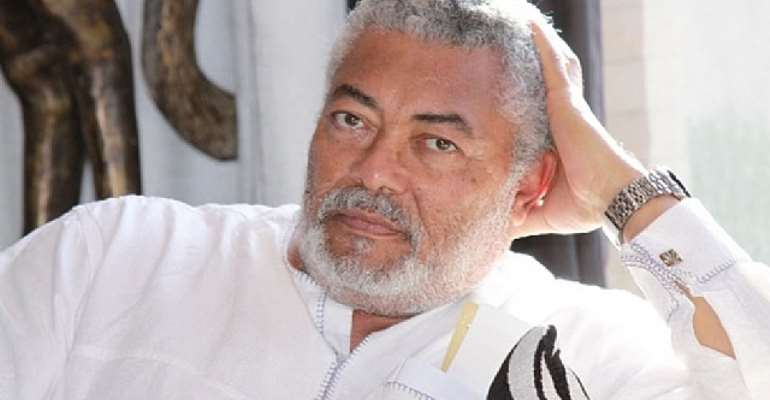 Full Text: Former President Rawlings' Response To Kwamena Ahwoi