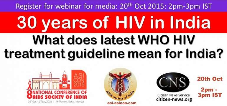 Thirty Years Of HIV Epidemic In India: From Despair To Hope
