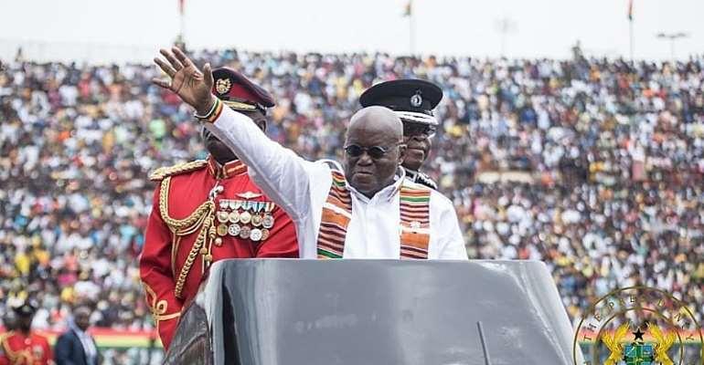 Ghana@63: Ama Ghana Got Upset The President Spoke Same Words Of Rhetoric Inaction — Alex Mould