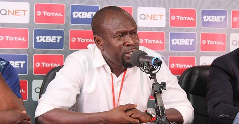 My Doors Are Opened For Local Players To Play For Black Stars - CK Akonnor