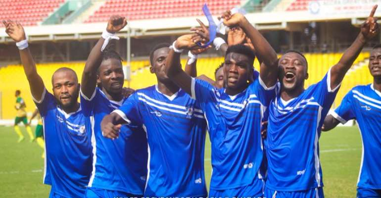 'We Are The Landlords Not The Lotto Kiosk Team' - Great Olympics Taunts Hearts of Oak Ahead Of Derby