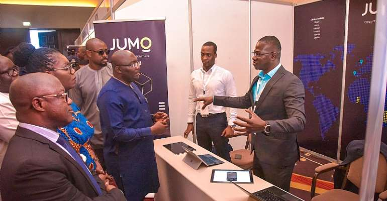 Application Of Mobile Technology Has Addressed Financial Inclusion In Ghana–Bawumia