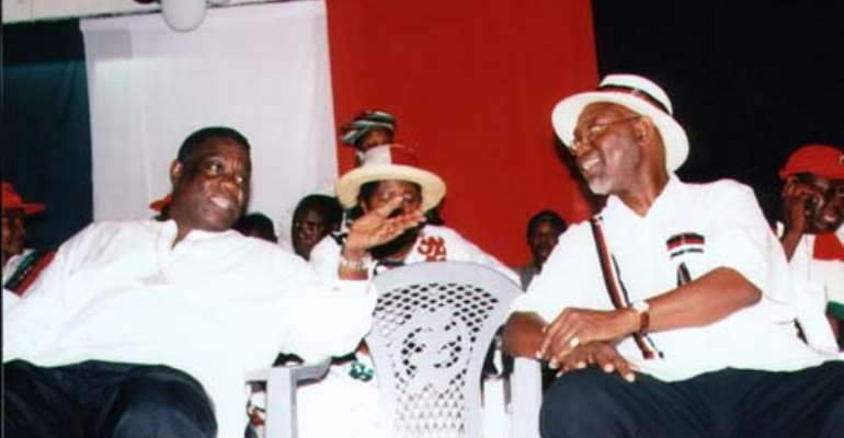 The continued tainted legacy of the NDC