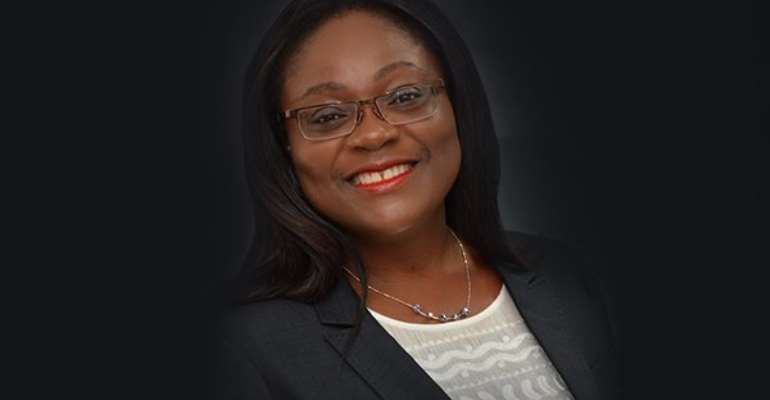 Mrs Akyianu is the Group Chief Executive Officer of Hollard Ghana Holdings Limited