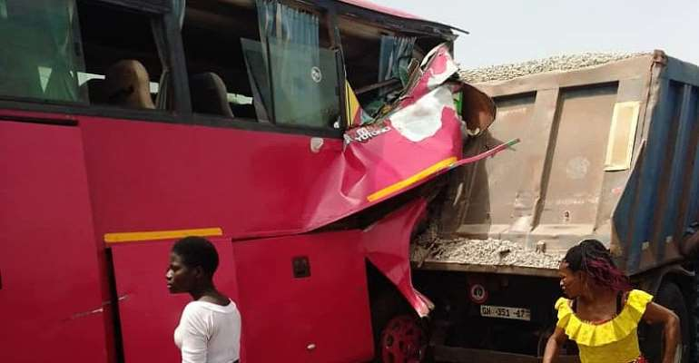 Two Patients In Walewale Road Crash Treated, Discharged
