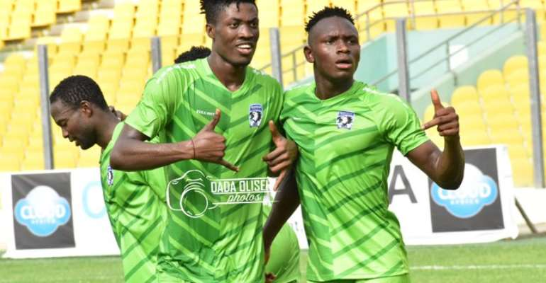Ashanti Gold 0-1 Bechem Utd – Hunters Get The Better Of Miners At Len Clay
