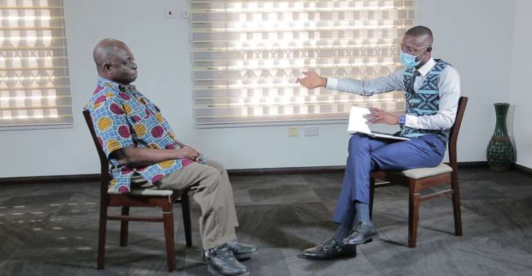 [Full transcript] Prof. Gyimah-Boadi interview on The Point of View