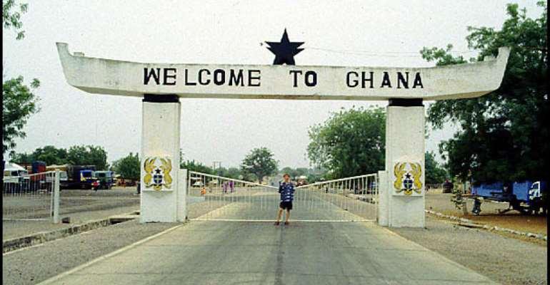 Ghana/Burkina Faso   examines delays at frontiers