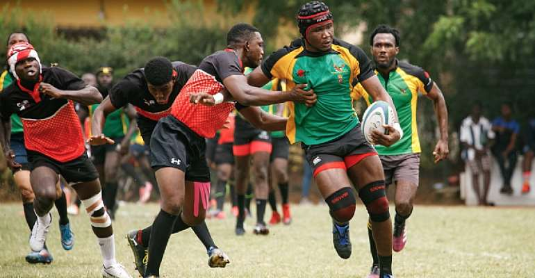 Hurricanes AreClub Champions Of Ghana Rugby 2019/20