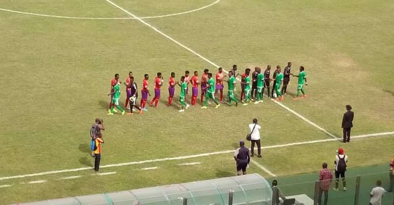 Hearts of Oak 1-1 Elmina Sharks: Phobians Held At Home By Sharks