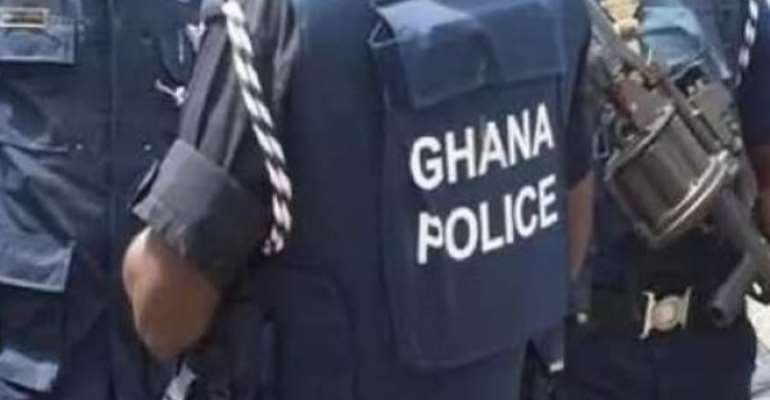 39 suspects arrested in separate swoops in Accra