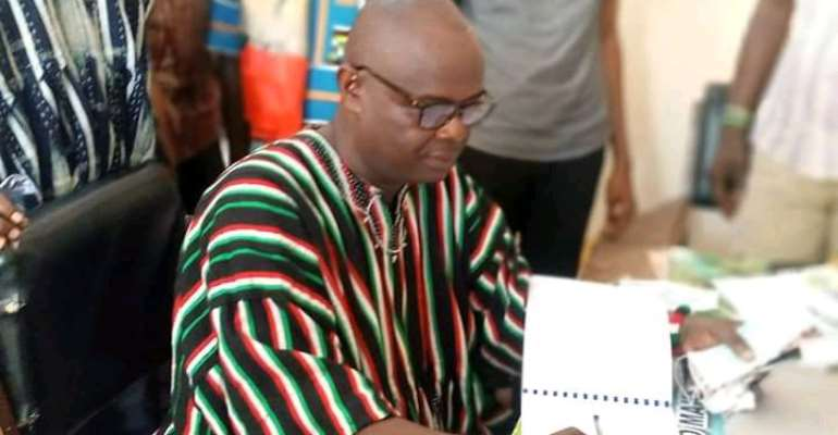 I'll not support LGBTQI even if it will cost my Parliamentary seat — Anlo MP