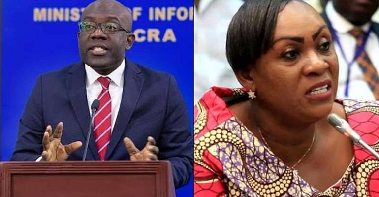 Vetting: Reject Akufo-Addo nominees' insincere apologies; hold them to account – NDC to Minority