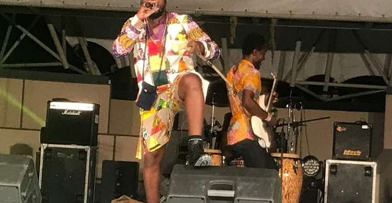 Blakk Rasta Gets Encore Request To Perform At MASA 2018 In Ivory Coast
