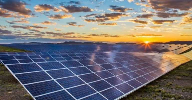 Ghana to increase solar energy by ten folds in 12 years - President