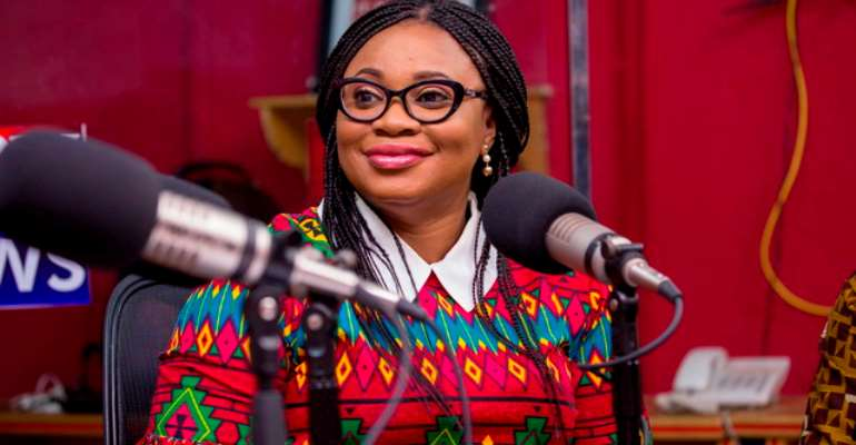 Madam Charlotte Osei, Former EC Boss