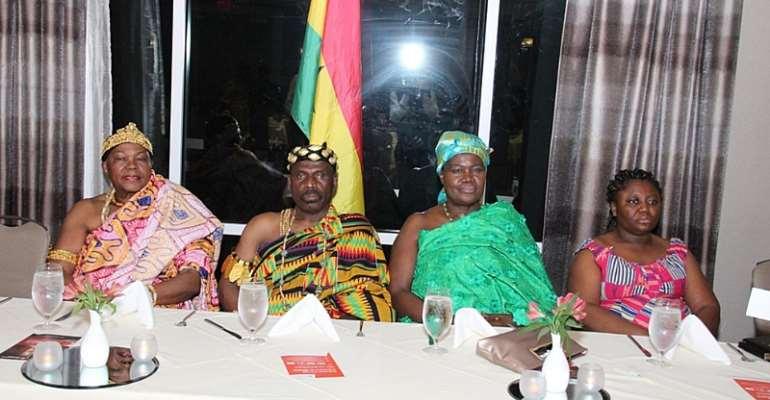Ghanaians In Georgia Celebrate Ghana @62 Under The Theme Sustainable Progress