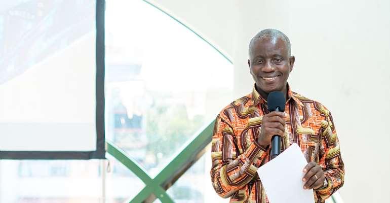 Mr. Stephen Badu, Vlisco Marketing Director