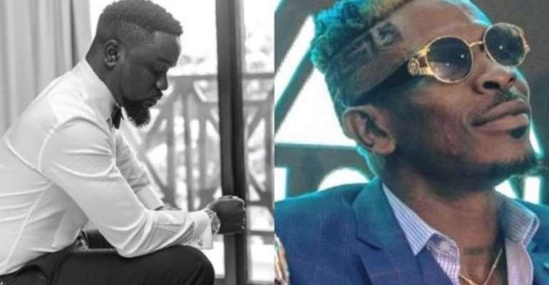 """""""I want to make money with Sarkodie"""" – Shatta Wale"""