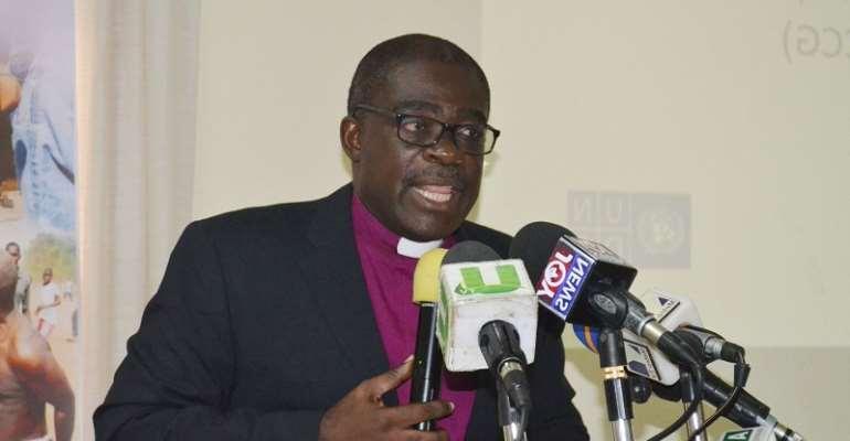Rev. Dr Kwabena Opuni-Frimpong,General Secretary of the Christian Council of Ghana