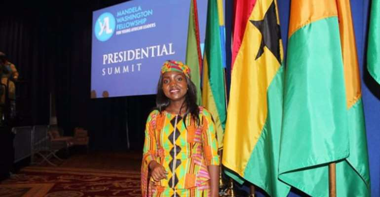 Ghanaian leads AYGC delegation to UN Conference