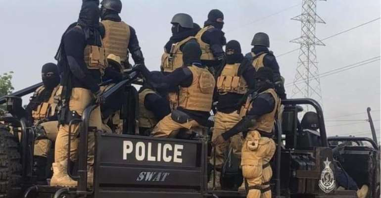 State Of Affairs; Ghana's Security, Are Citizens Protected?