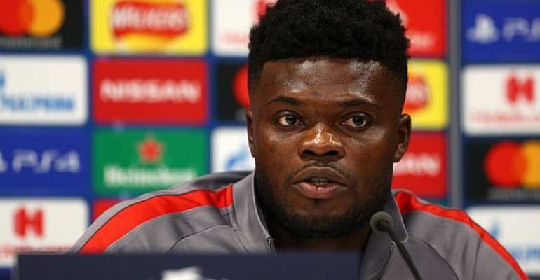 Arsenal Considering Ghana Midfielder Thomas Partey In The Summer