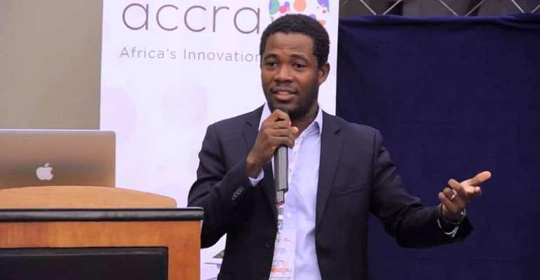 Mr. David Osei, CEO Silicon Accra Technology City