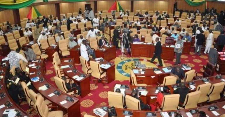 Parliament Also Needs A Counselling Office - Amenfi West Mp Proposes
