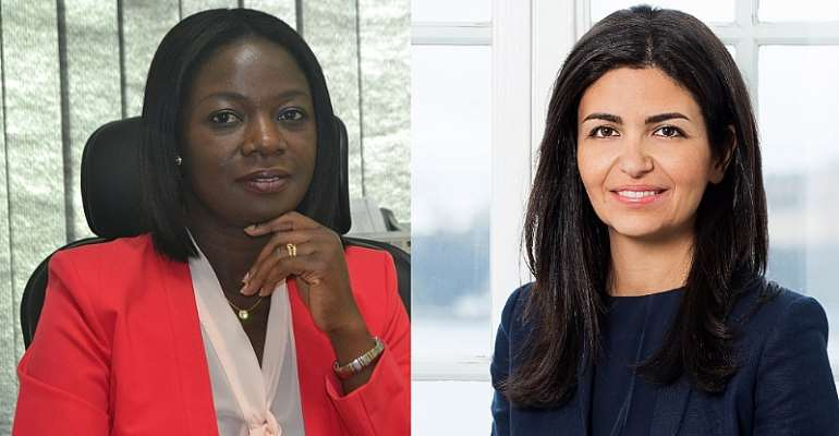 Mrs Lucy Quist, Managing Director of Airtel Ghana likely to lose her position and Madam Roshi Motman, Managing Director of Tigo Ghana, might remain to head merged entity