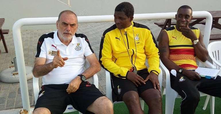 Ghana FA denies sacking of Black Stars backroom staff