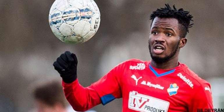 EXCLUSIVE: Swedish second-tier side Falkenbergs FF sign midfielder Richard Donkor