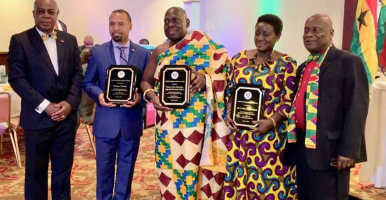 COGA Celebrates Ghana's 62nd Independence Anniversary In Washington DC Metro