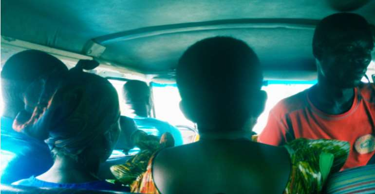 Coronavirus, A Name The Trotro User Doesn't Seem To Understand