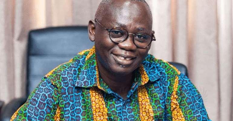 Prof. Kwasi Opoku-Amankwa- Director-General of Ghana Education Service (GES)