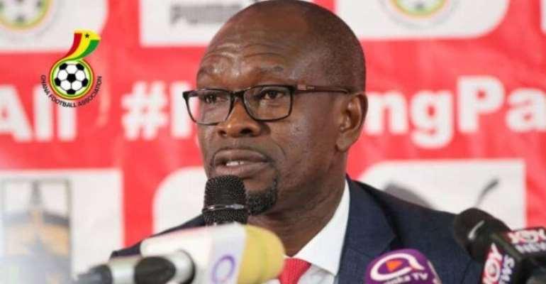 C.K Akonnor To Earn $20k As Black Stars Coach