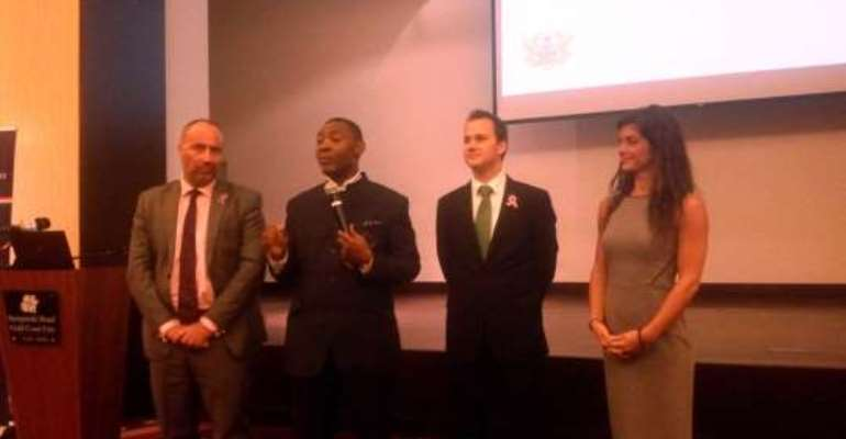 Dr Lawrence Tetteh calls for greater collaboration between Ghana and Hungary
