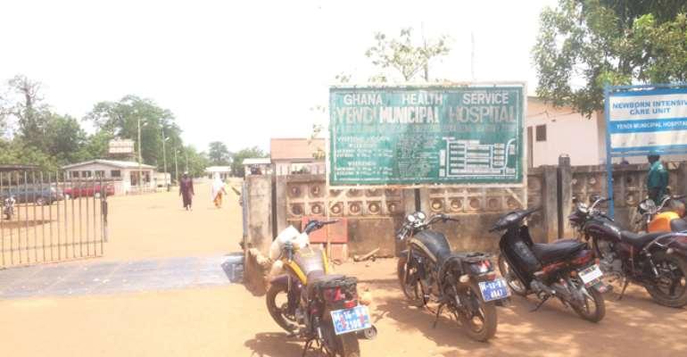 NHIA Owes Yendi Hospital 11 Months Arrears