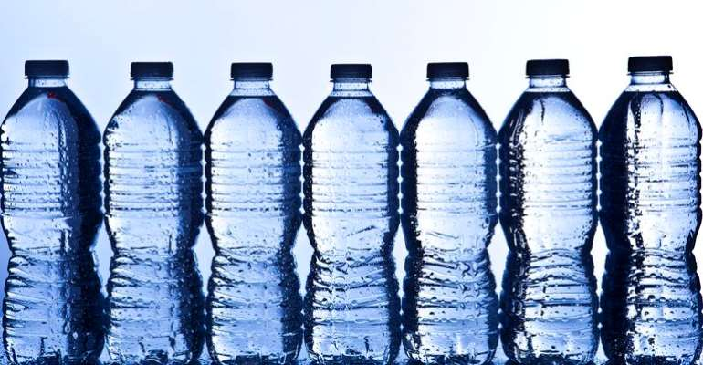 COVID-19: Savannah Regional Minister Donates Bottled Water To Damongo Hospital