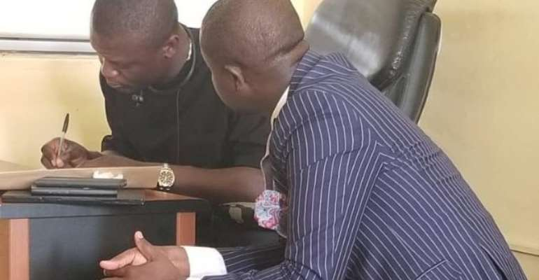 Akufo-Addo's Spiritual Advisor Owusu Bempah Invited By Police