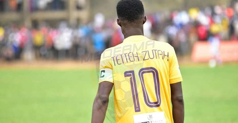 Medeama Captain Tetteh Zutah Signs Contract Extension To Ward Off Hearts Interest