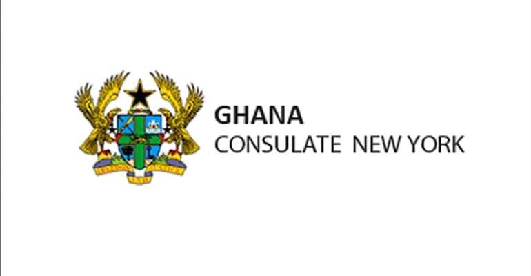 Coronavirus: Ghana Shut Down Consulate In New York