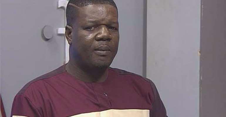 South Dayi lawmaker Rockson-Nelson Dafeamekpor